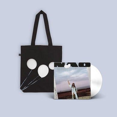 Nao SATURN - LP  + TOTE