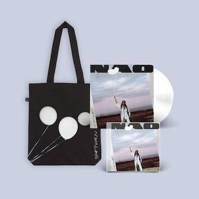 Nao SATURN - CD + LP + TOTE (Vinyl)