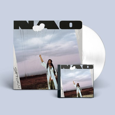 Nao SATURN - CD + LP (Vinyl)
