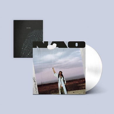 Nao SATURN - LP & BOOK (Vinyl)