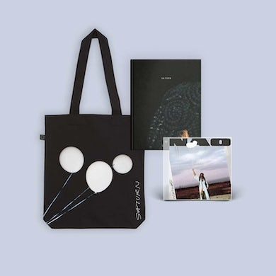 Nao SATURN - CD & BOOK & TOTE