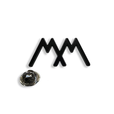 London Grammar ENAMEL PIN BADGE