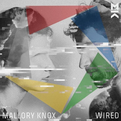 Mallory Knox WIRED LP (Vinyl)