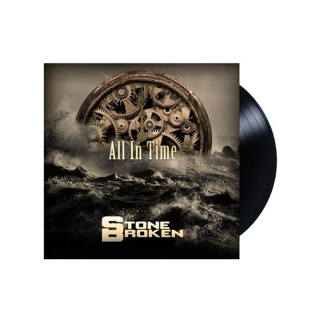 Stone Broken ALL IN TIME (LP) + THE ONLY THING I NEED (CD) (Vinyl)