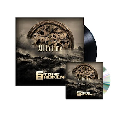 Stone Broken ALL IN TIME (CD + LP) + THE ONLY THING I NEED (CD) (Vinyl)
