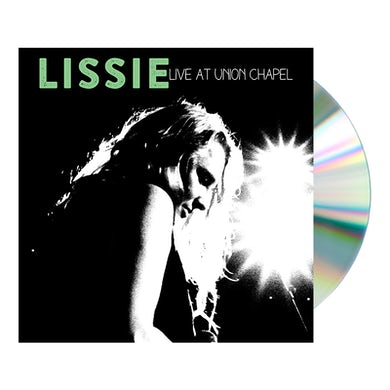 Lissie LIVE AT UNION CHAPEL CD