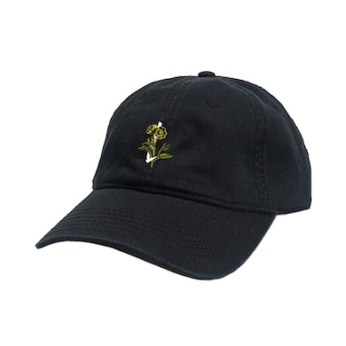 Lissie FLORAL EMBROIDERED CAP
