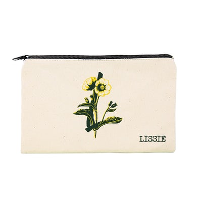 Lissie FLORAL ZIP-UP BAG