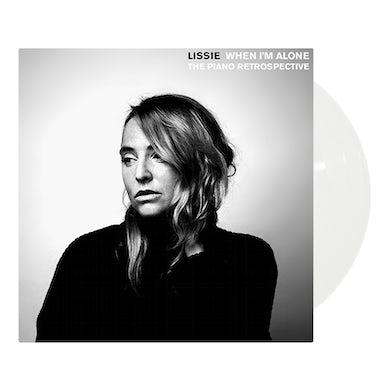 Lissie WHEN I'M ALONE: THE PIANO RETROSPECTIVE LP (WHITE) (Vinyl)