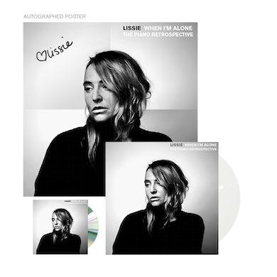Lissie WHEN I'M ALONE: THE PIANO RETROSPECTIVE CD/LP BUNDLE (Vinyl)