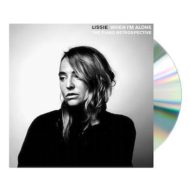 Lissie WHEN I'M ALONE: THE PIANO RETROSPECTIVE CD