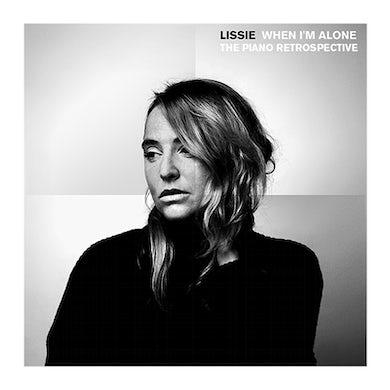 Lissie WHEN I'M ALONE - THE PIANO RETROSPECTIVE POSTER (SIGNED)