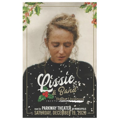 Lissie Signed VIP Poster
