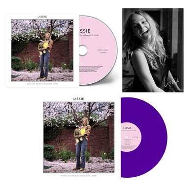 Lissie WATCH OVER ME (EARLY WORKS 2002 - 2009)