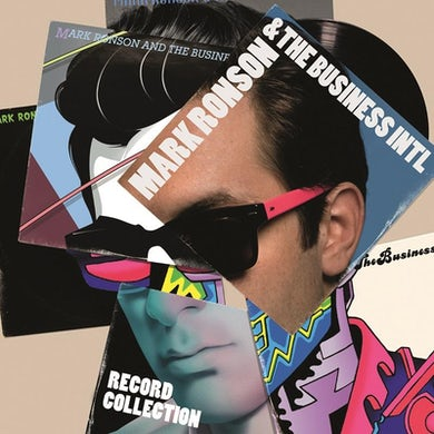 Mark Ronson RECORD COLLECTION - CD