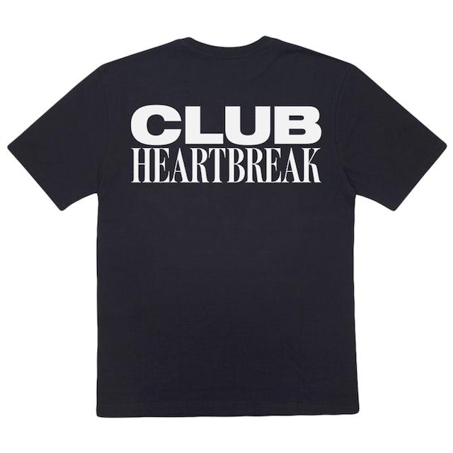 Mark Ronson CLUB HEARTBREAK TEE (BLACK/WHITE)