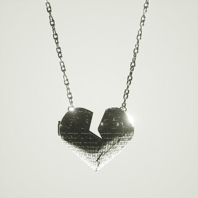 Mark Ronson HEARTBREAK PENDANT