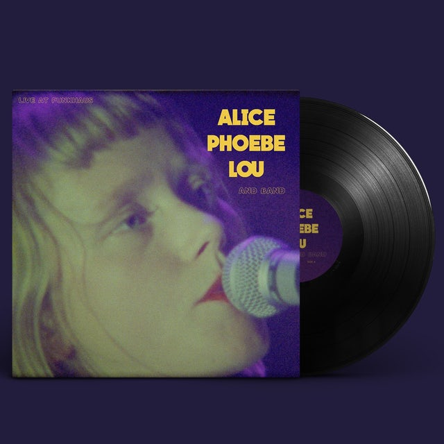 Alice Phoebe Lou AND BAND - LIVE AT THE FUNKHAUS (Vinyl)