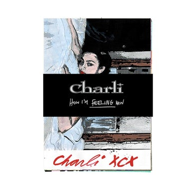 Charli XCX ALBUM ART POSTCARD SET