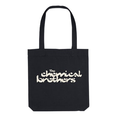 The Chemical Brothers LOGO NAVY TOTE