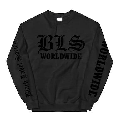 Black Label Society BLS Worldwide Black Friday Crewneck