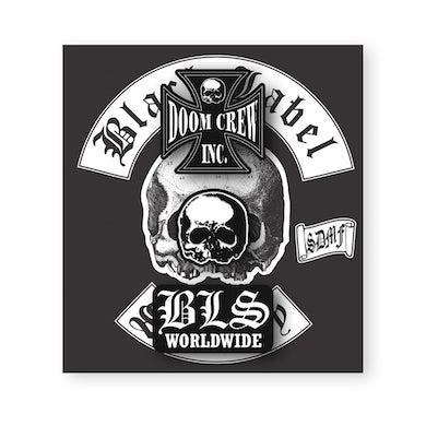 Black Label Society 3 Pin Pack
