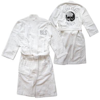 Black Label Society Colors White Robe
