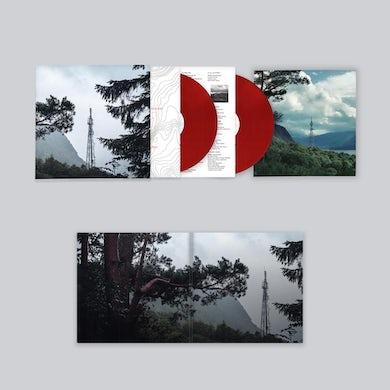 Bonobo Black Sands 10th Anniversary Ltd Ed Red Vinyl