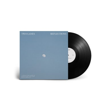 """TWO LANES """"Reflections"""" EP Vinyl"""