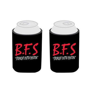 Bowling For Soup - Straight Outta Denton Koozie