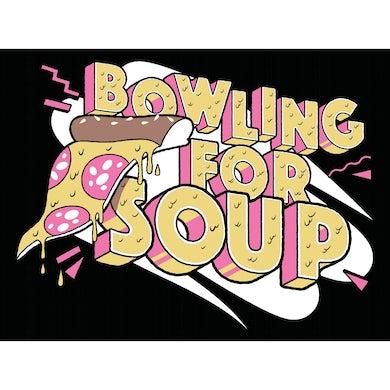 Bowling For Soup - Pizza Logo Sticker