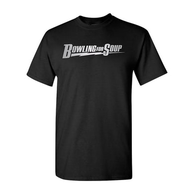 Bowling For Soup - Zenith Logo Throwback Tee (Black)