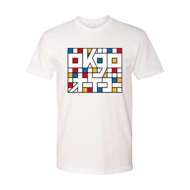 Ok Go Pixel Tee