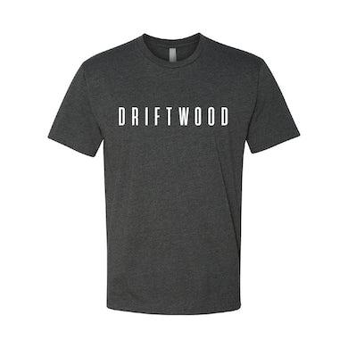 Driftwood - Logo Tee (Charcoal)