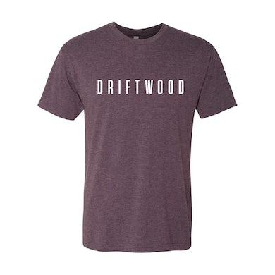 Driftwood - Logo Tee (Maroon)