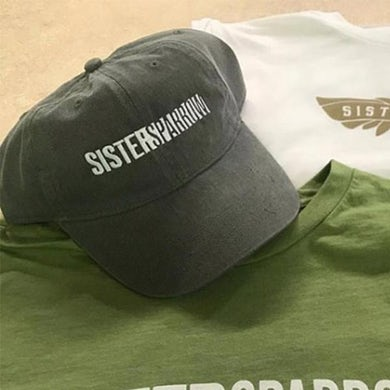 Sister Sparrow and the Dirty Birds Sister Sparrow - Embroidered Hat