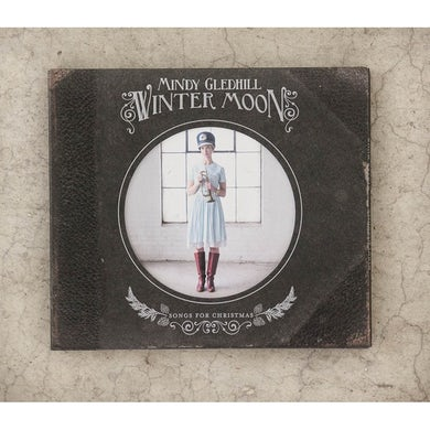Mindy Gledhill - Winter Moon CD (Autographed)