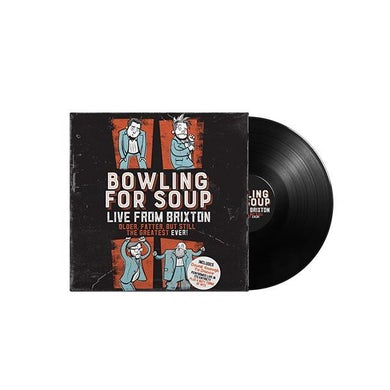 Bowling For Soup - Live From Brixton Vinyl