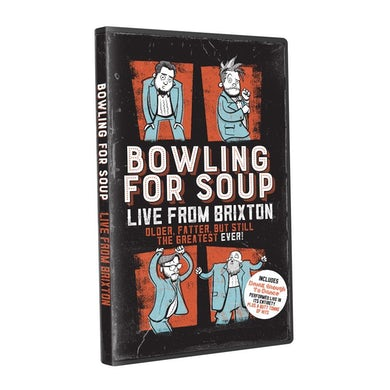 Bowling For Soup - Live From Brixton DVD