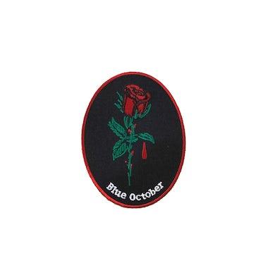Blue October - Rose Patch