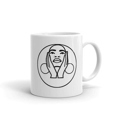 Jody Watley - Hoop Earrings Logo Mug