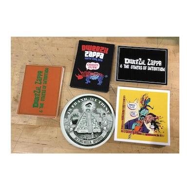 Dweezil Zappa - Sticker Bundle