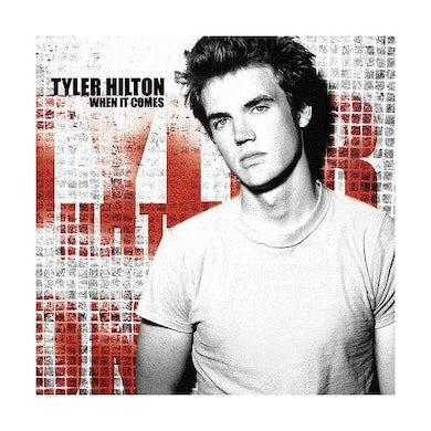 Tyler Hilton - When It Comes Autographed Single