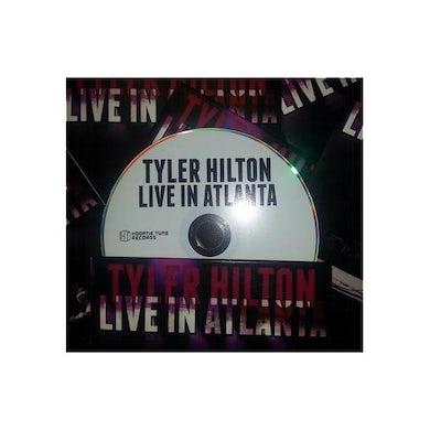 Tyler Hilton - Live in Atlanta CD