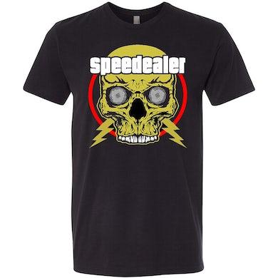 Speedealer - Hypno Skull Tee