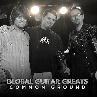 Stephen Inglis - Global Guitar Greats CD