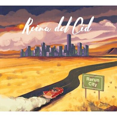 Reina del Cid - Rerun City CD
