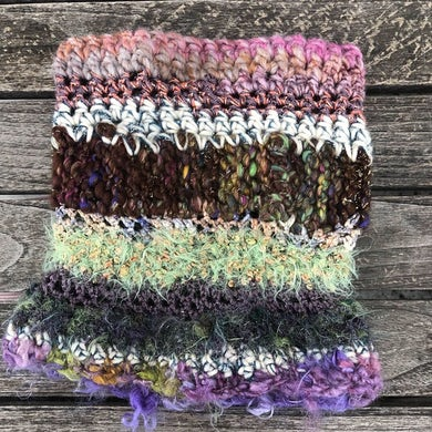 Moon Unit - MOONUKNITS™ - Knit Hat (The Purply One)