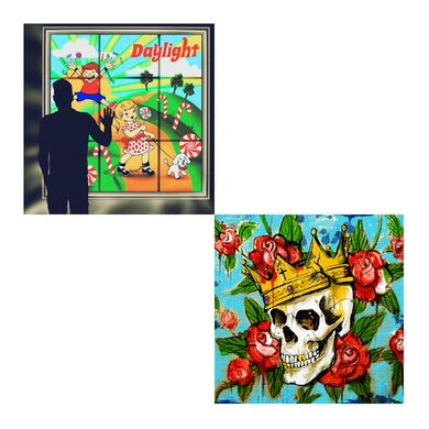 Blue October - King + Daylight EP Bundle CD