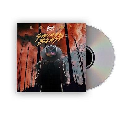 SUR - Savage Beast on CD